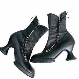 John Fluevog Minis Lover Corset Boots
